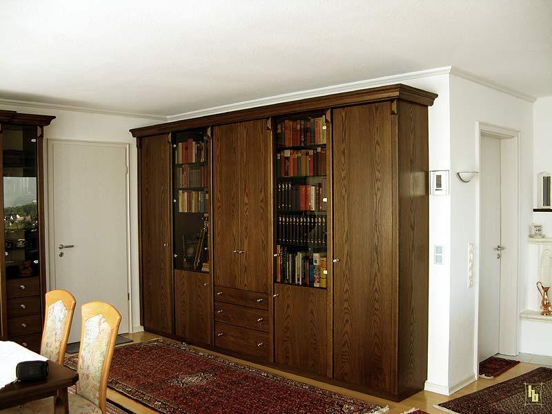 schrankwand ladenbau brinkmann. Black Bedroom Furniture Sets. Home Design Ideas