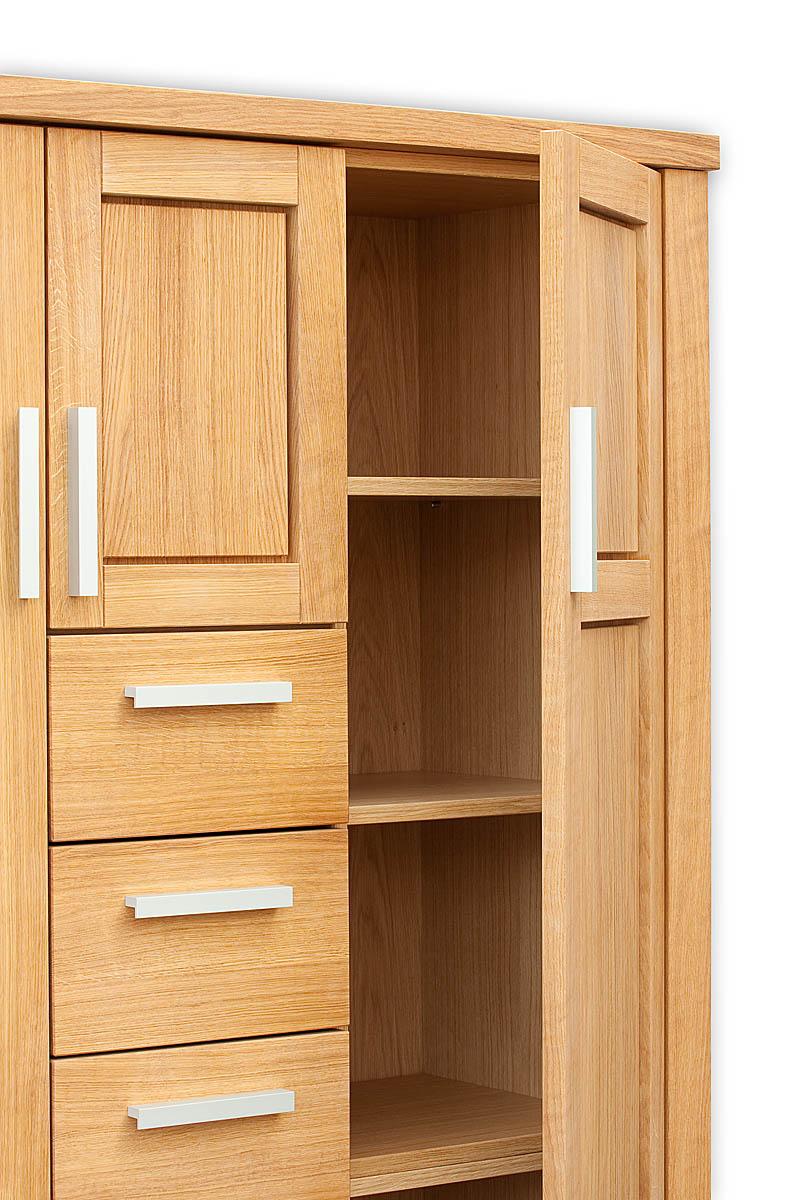 massivholz schrank ladenbau brinkmann. Black Bedroom Furniture Sets. Home Design Ideas